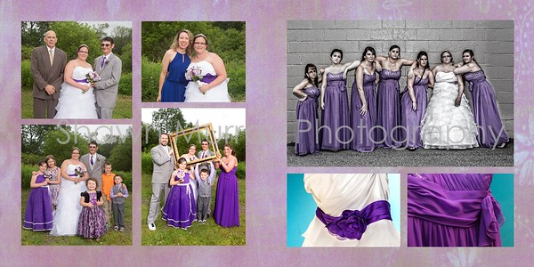 Christopher and Kristin wedding album final 014 (Sides 25-26)