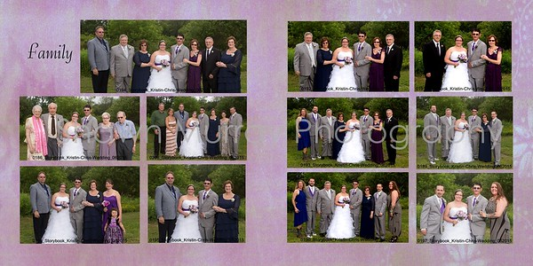 Christopher and Kristin wedding album 013 (Sides 23-24)