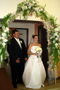 Mike and Kristin - Quakertown, PA ... August 4, 2007 ... Photo by Rob Page III
