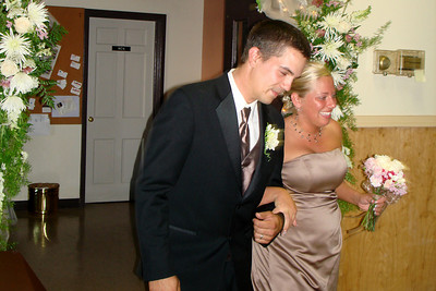 The best man - Quakertown, PA ... August 4, 2007 ... Photo by Rob Page III