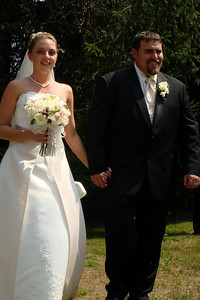 Congratulations Kristin - Perkasie, PA  ... August 4, 2007 ... Photo by Rob Page III