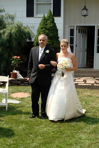 Here comes the bride - Perkasie, PA  ... August 4, 2007 ... Photo by Rob Page III