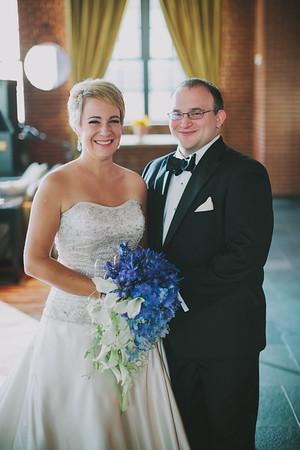 Kristin and Josh