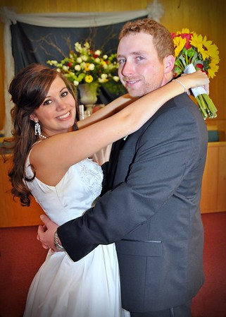 Kristin & Elgie's Wedding