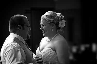 Beautiful, genuine, fun...so much to describe this couple & their day....but for now, we'll start with the first dance :)