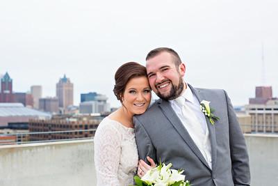 Kristin & Jason {wedding day}