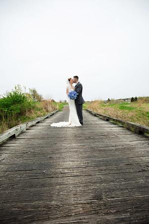 Kristin & Victor {wedding day}