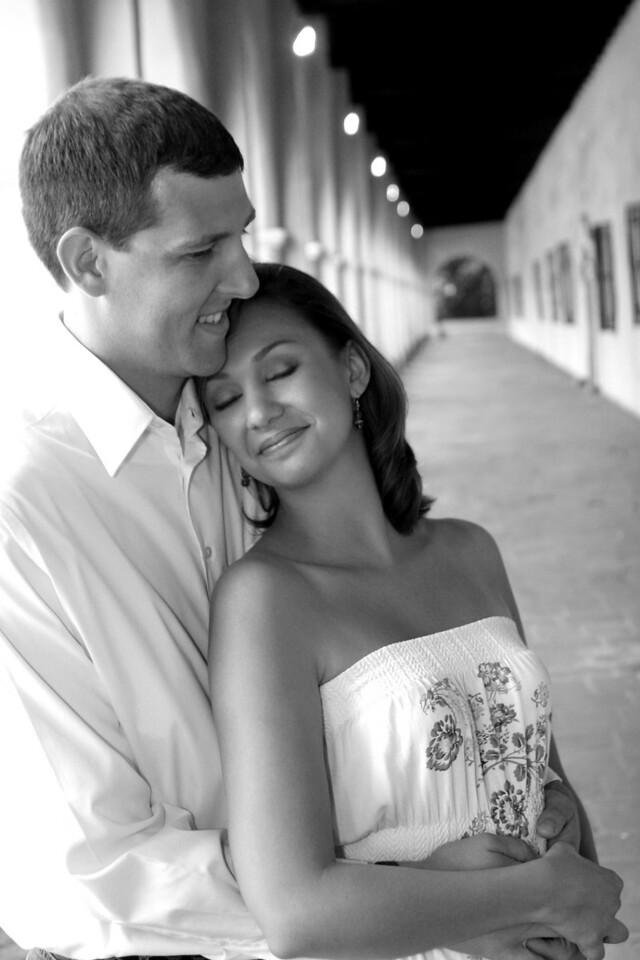 Engagement - 021 B&W