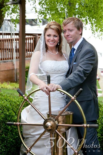 Kristin & Brannon Wedding