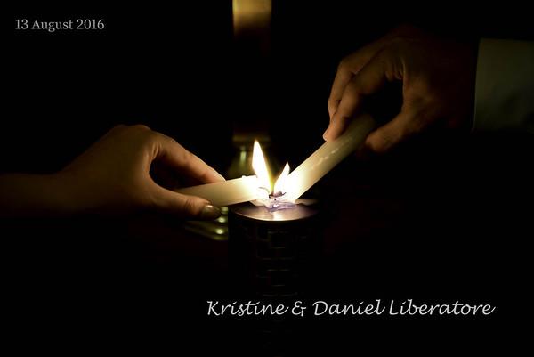 Kristine & Daniel Liberatore Wedding