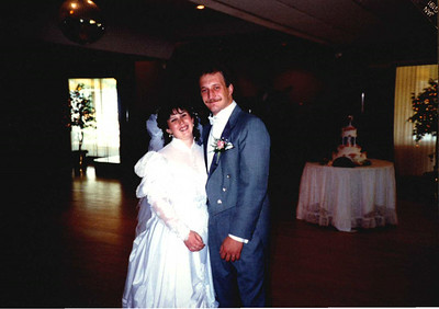 Kristine  & Jim's Wedding
