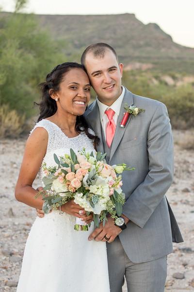 Kristine and Adam
