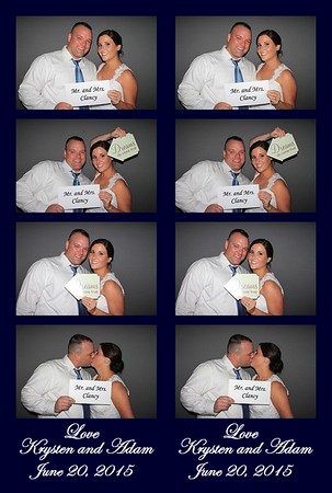 Krysten and Adam's Wedding