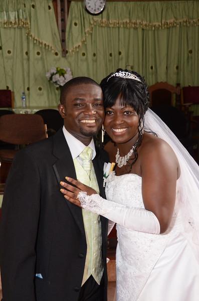 Kwaku and Pomaa