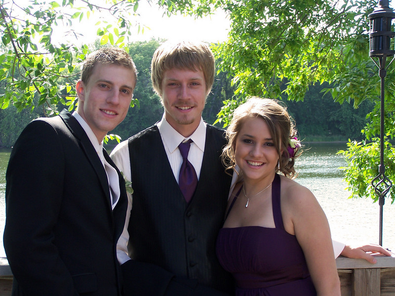 Kyle, Jered & Molly