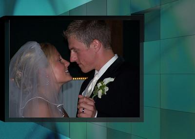 Kyle & Holly Giombi Wedding