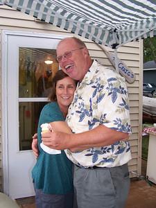 Laurie and Warren