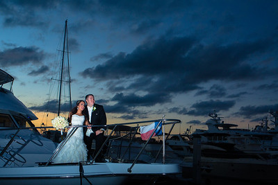 Kyle and Christina Wedding, Hyatt Regency Pier 66 Wedding-138