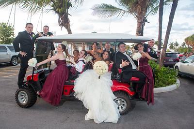 Kyle and Christina Wedding, Hyatt Regency Pier 66 Wedding-136