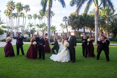 Kyle and Christina Wedding, Hyatt Regency Pier 66 Wedding-129