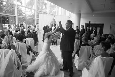 Kyle and Christina Wedding, Hyatt Regency Pier 66 Wedding-126