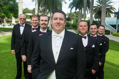 Kyle and Christina Wedding, Hyatt Regency Pier 66 Wedding-119