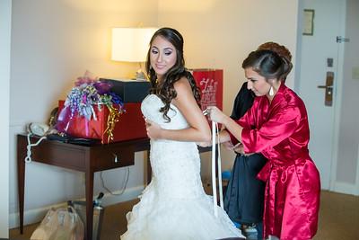 Kyle and Christina Wedding, Hyatt Regency Pier 66 Wedding-143