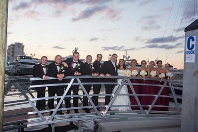 Kyle and Christina Wedding, Hyatt Regency Pier 66 Wedding-137