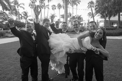 Kyle and Christina Wedding, Hyatt Regency Pier 66 Wedding-130