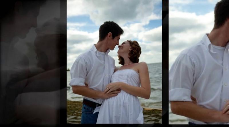 Becky & Kyle Johns<br /> Engagement & Wedding<br /> June 5, 2010