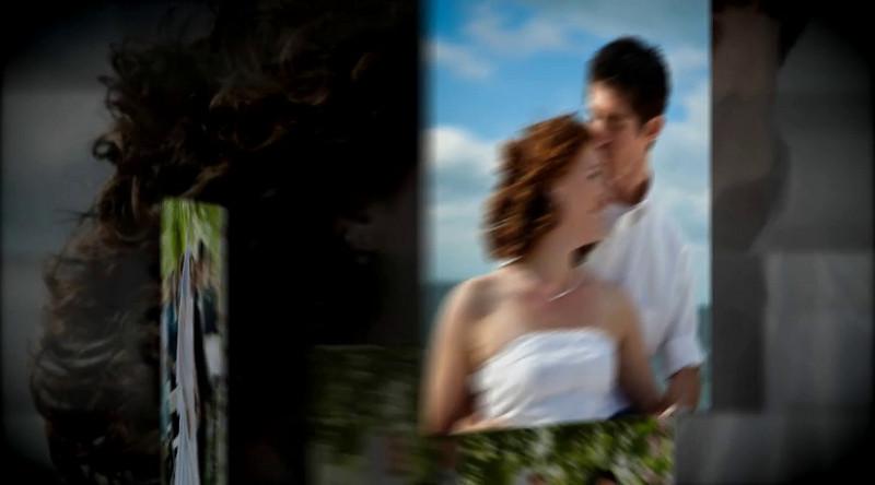 Becky & Kyle - Wedding Day<br /> June 5, 2010