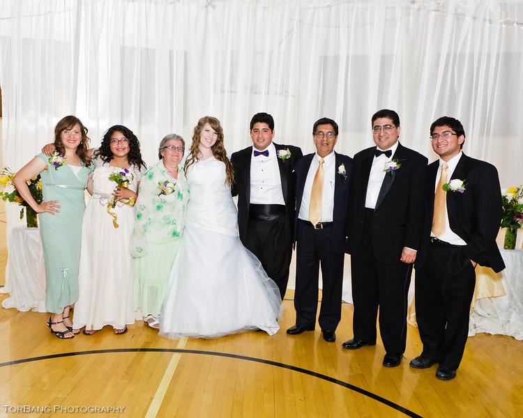 Kyrie and Daniel Married Aug 2, 2013 Salt Lake Temple Photos by Torsten Bangerter