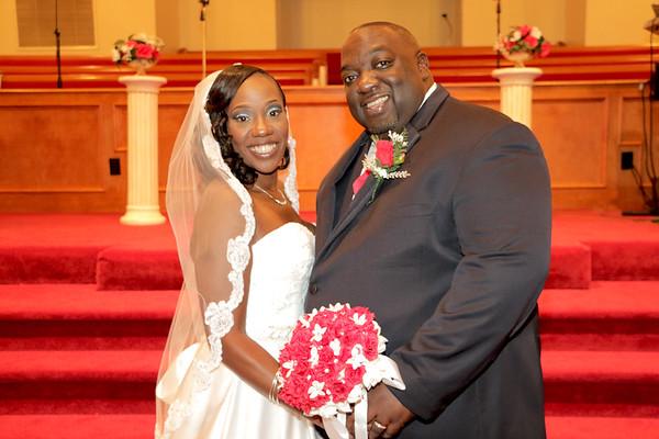 LASHUN WEDDING