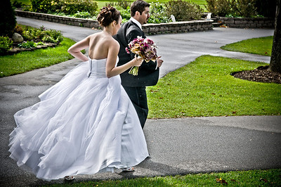 Emily and Dustin - Crosswinds - Canandaigua, NY. Copyright © 2011 Alex Emes All rights reserved.