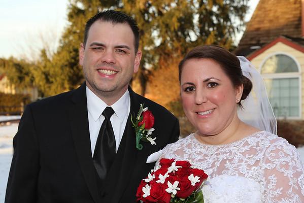 LISA & BILL'S WEDDING - FEBRUARY 1, 2014