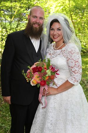 LORYN & JEFF'S WEDDING - JUNE 28, 2014