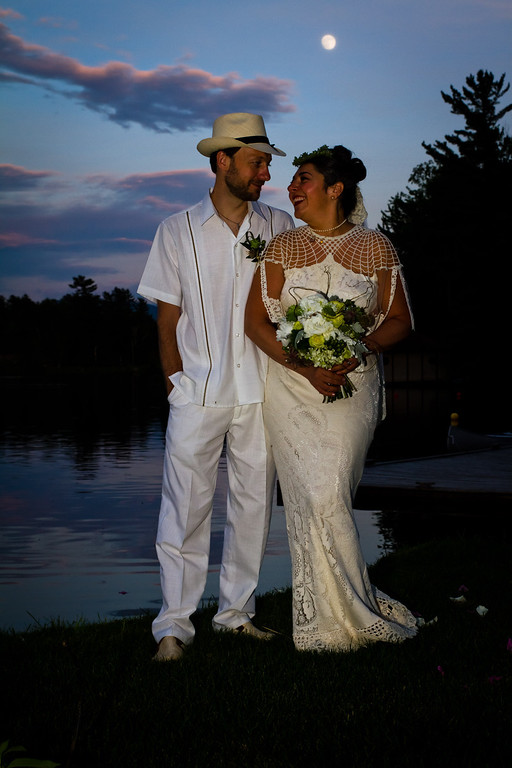 LP wedding