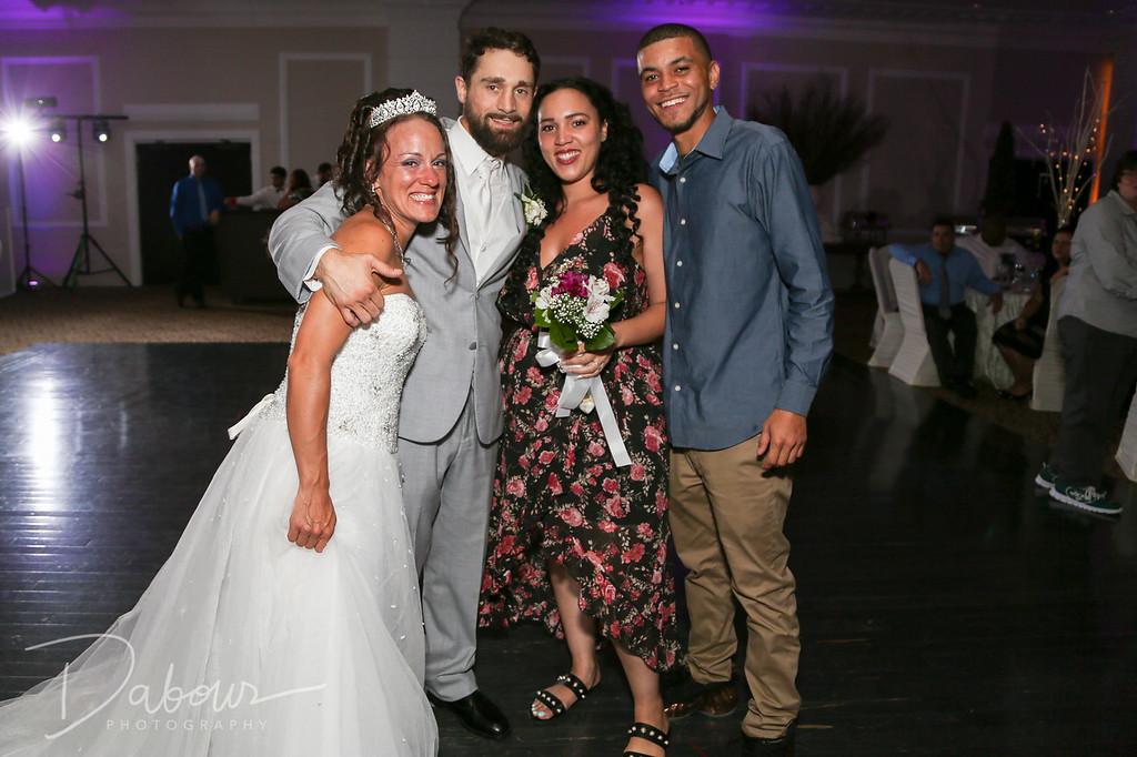 Jestina and Michael's Wedding Reception