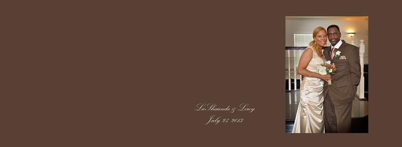 LaShaunda | Leroy Wedding Album