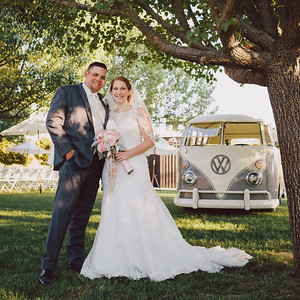 Lacey + Ben | Married!