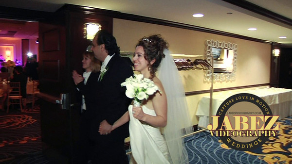 Reception-Grand entrance video (quality reduced for web)