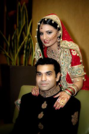 Laila & Moeez Wedding