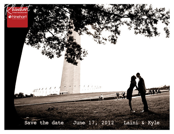 Laini & Kyle: Save the Date