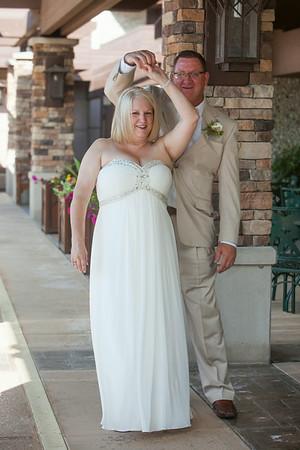Manessa Chamberlain & Gary Monson Wedding Gallery
