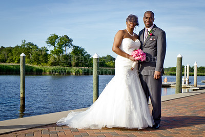 Lakeitha + Si: Suffolk Wedding Photography