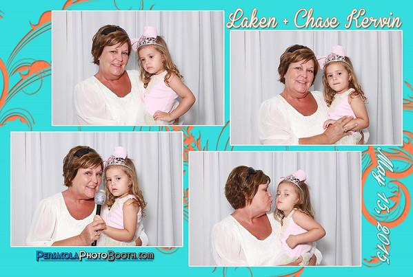 Laken + Chase Wedding 5-16-2015s