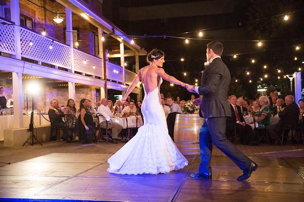 Josh + Megan's Wedding
