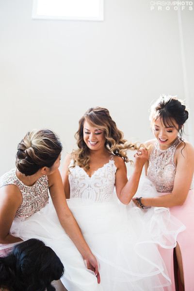 Bride Prep