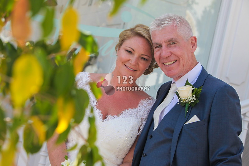 Anita and Sean's Lanzarote wedding photography