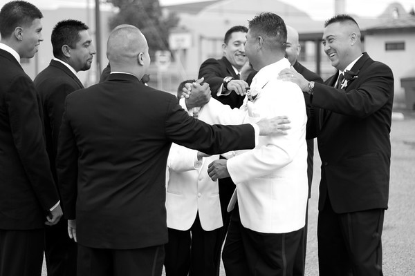 Final Wedding Photos (Black & White)